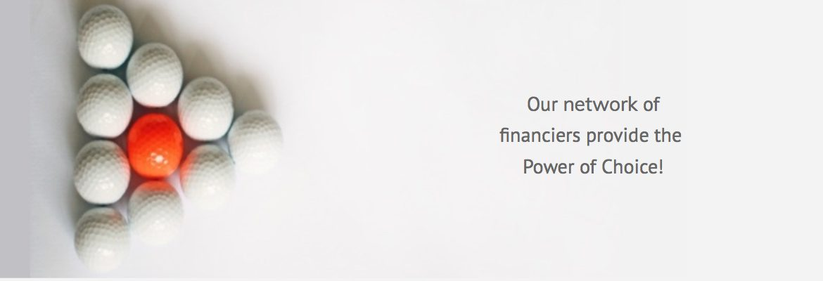The Power Of Choice In Commercial Finance