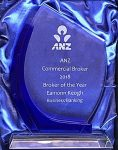 Eamonn Keogh - ANZ Commercial Broker Of The Year 2018
