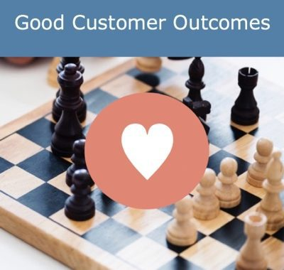 The Pathway To Good Customer Outcomes