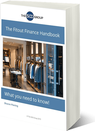 Cover For The Fitout Finance Handbook