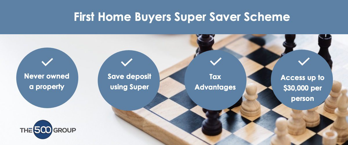 Key Positives The First Home Buyers Super Saver Scheme