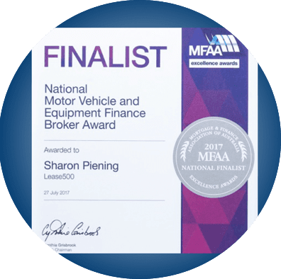 Australian Broking Awards 2019 Finalist