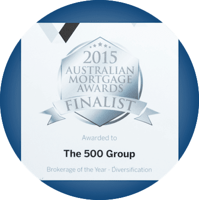Finalist Australian Mortgage Awards 2015