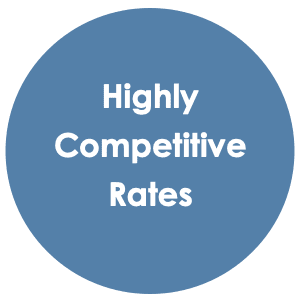Highly Competitive Interest Rates