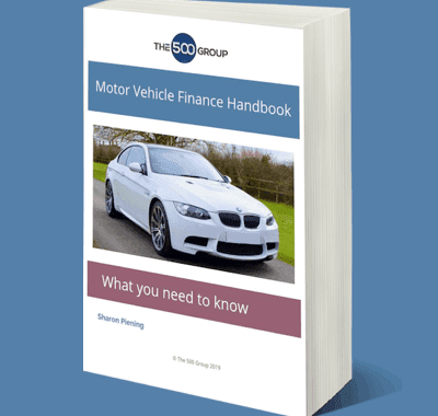 Free EBook - The Motor Vehicle Finance Handbook