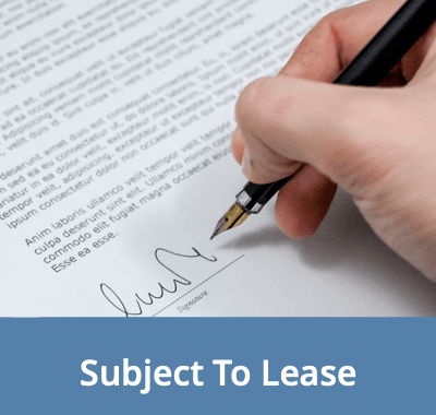 Buying A Home That Is Subject To A Lease