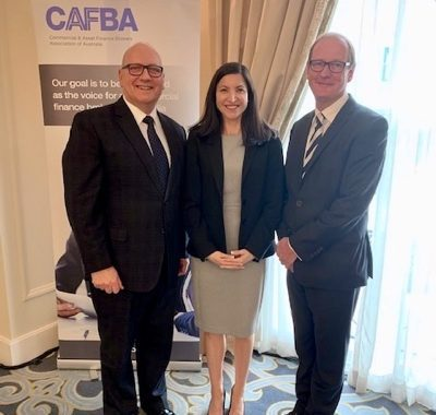 Sharon Piening Welcomed To The CAFBA Board