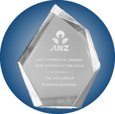 ANZ Commercial Broker Of The Year 2019 Business Banking