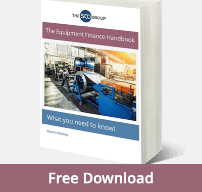 Free Download - The Equipment Finance Handbook
