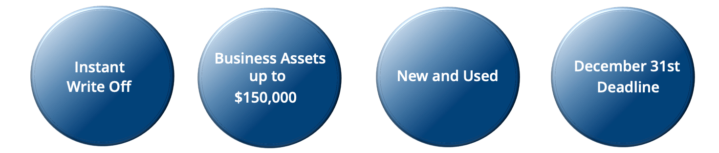 Key Elements Of The Instant Asset Write Off
