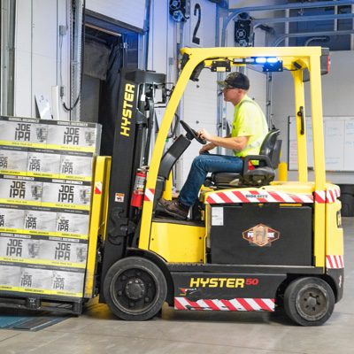 Forklifts Can Be Purchased With Equipment Finance