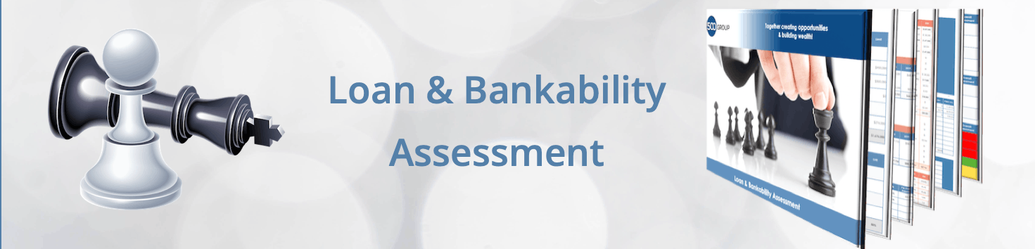 Loan And Bankability Assessment - Know Where You Stand